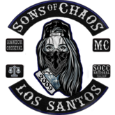 Sons of Chaos MC [SOCC]