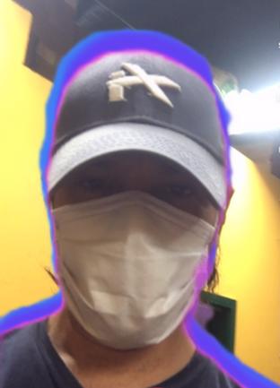 Shinobi 3 Covid Mask